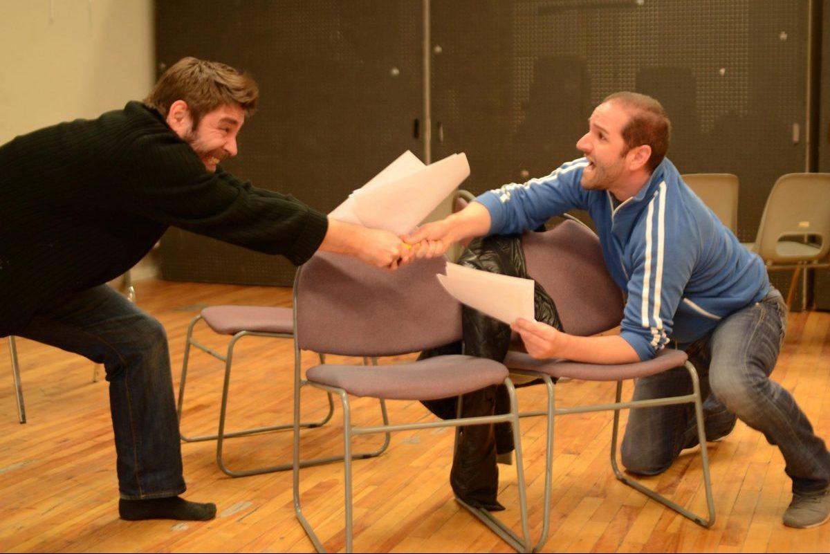 Pat the Dog Theatre Creation